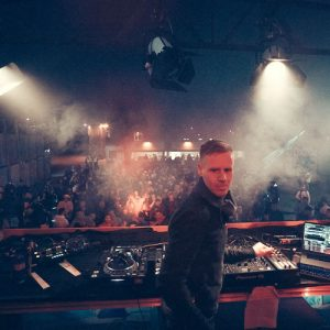 Joris Voorn on Deeps Stage of Daydream festival barcelona