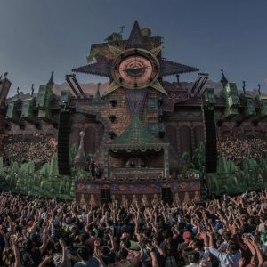Mainstage of Daydream Festival 2018